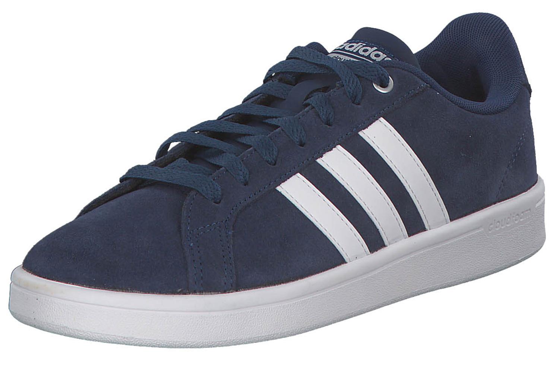 adidas Neo Herren Cloudfoam Advantage Sneaker Sportschuhe B74227 Blau Neu