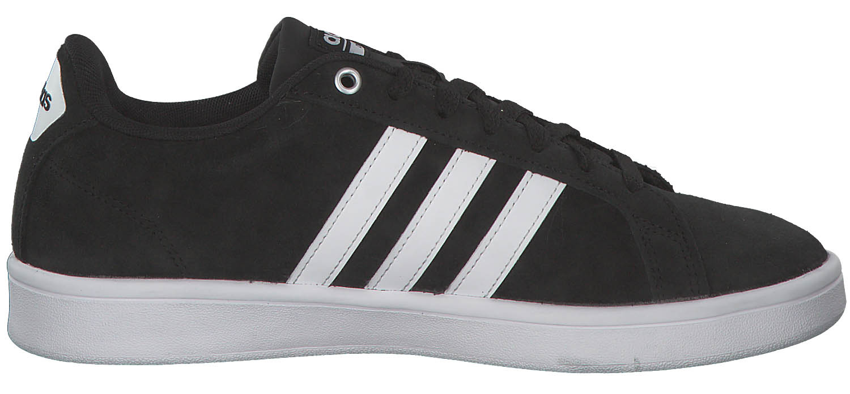 Adidas Neo Uomo Cloudfoam Advantage Sneakers Scarpe da Ginnastica B74226  Nero 4 4 di 8 ... 21dec456a43