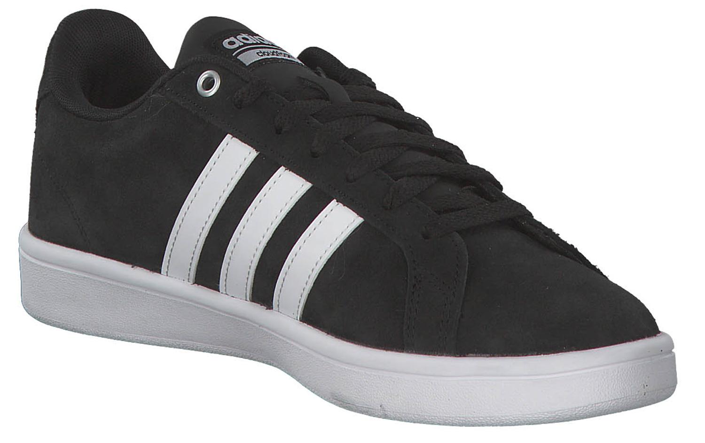 Adidas Neo Uomo Cloudfoam Advantage Sneakers Scarpe da Ginnastica B74226  Nero 5 5 di 8 ... 82fb024af12