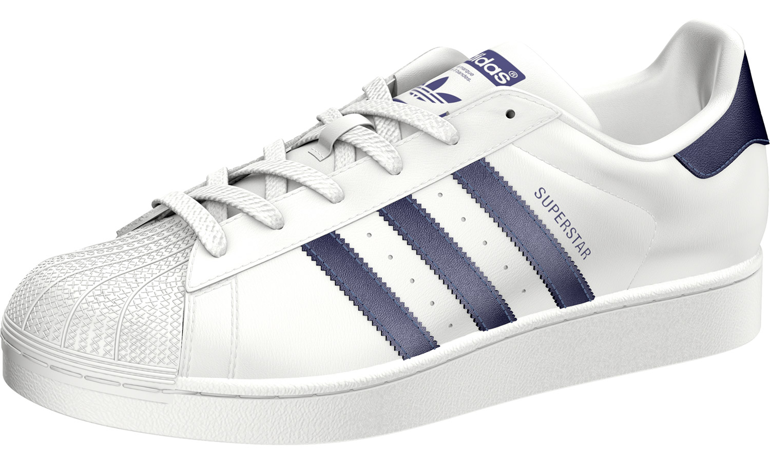 adidas superstar damen blau