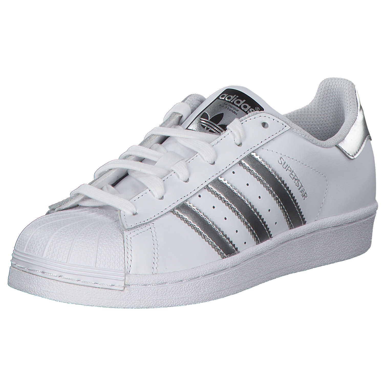 Details zu adidas Superstar Damen Sneakers Turnschuhe Laufschuhe Aq3091  Weiß Neu