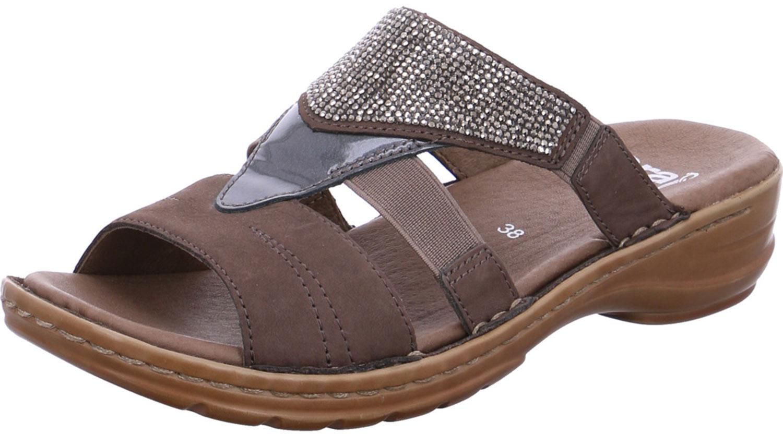 Ara Hawaii Damen Sandaletten Sandalen Sommerschuhe 12 37238 05 Braun Neu