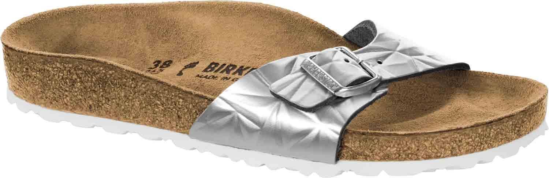 Birkenstock Madrid Damen Normal Sandalen Pantoletten Diverse Farben Neu