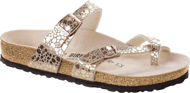 Birkenstock mayar Sandali donna sandali 1006733 NORMALE rame metallizzato NUOVO