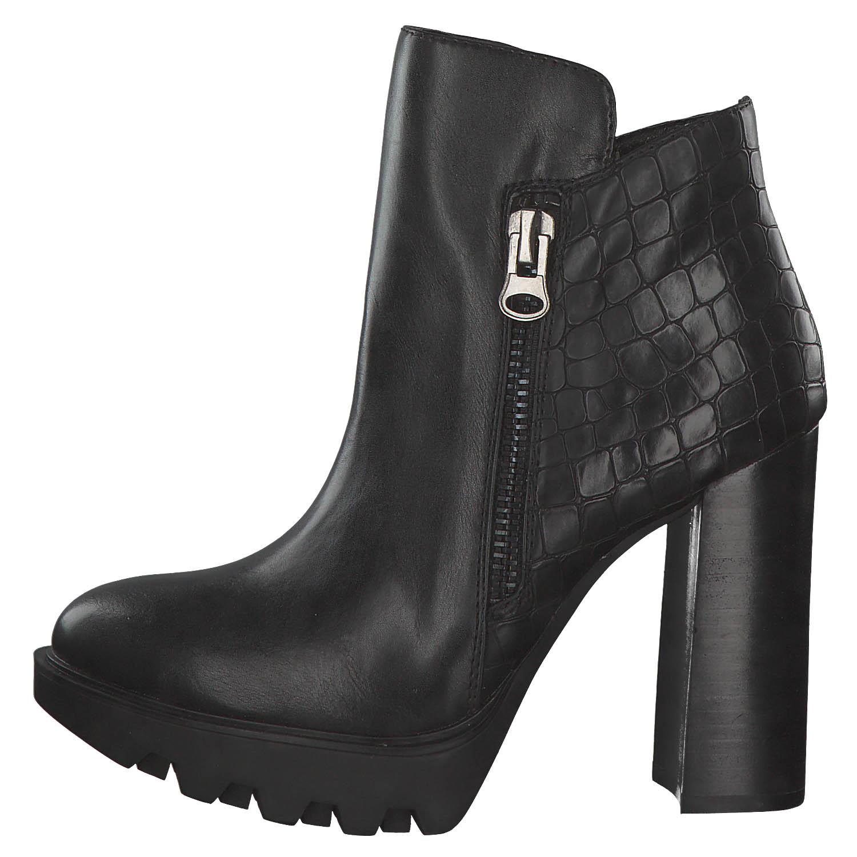 buffalo damen stiefeletten plateauschuhe boots halbstiefel b099j 417 schwarz neu eur 49 95. Black Bedroom Furniture Sets. Home Design Ideas