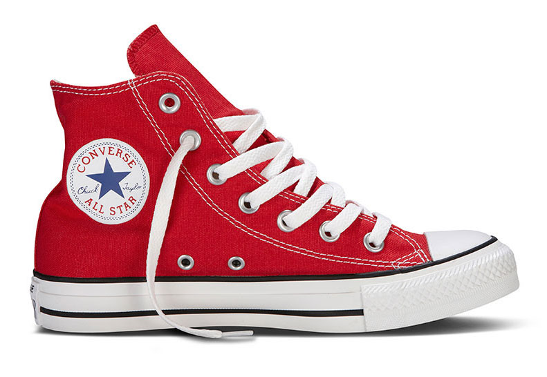 converse chucks m9621 rot red hi all star schuhe neu. Black Bedroom Furniture Sets. Home Design Ideas