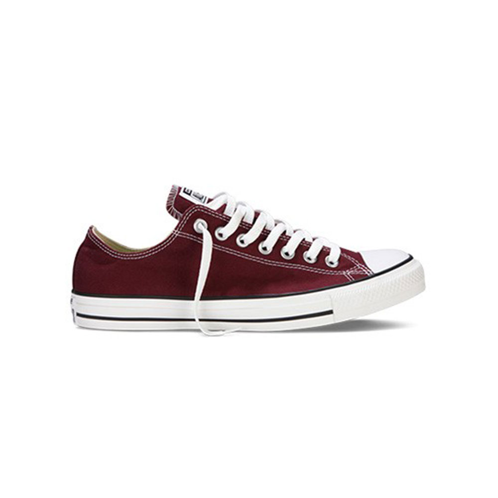 converse chucks low basic classic sneaker turnschuhe rot. Black Bedroom Furniture Sets. Home Design Ideas