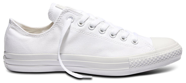 Details zu Converse Chucks White Weiß Mono Monocrome Low Ox 1u647 Turnschuhe Sneaker