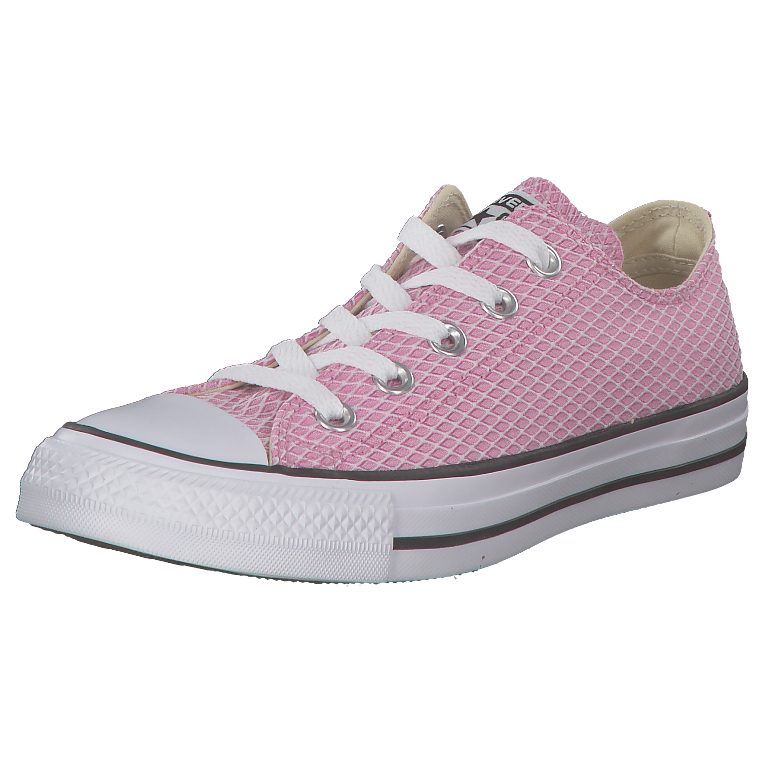 converse damen all star low