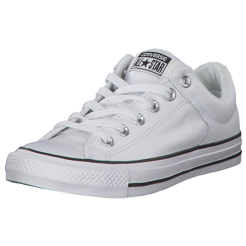 Details zu Converse Chucks Damen Sneaker Sneaker Low Turnschuhe 149429c  Weiß Neu