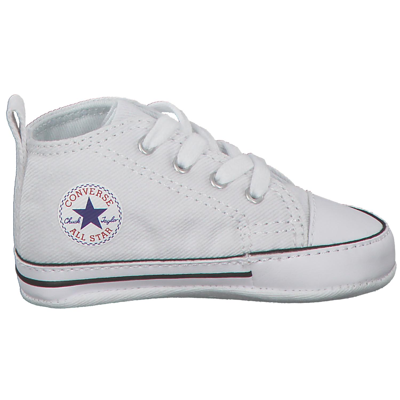 Converse Babyschuhe First Star weiß 88877 Größe 20 günstig