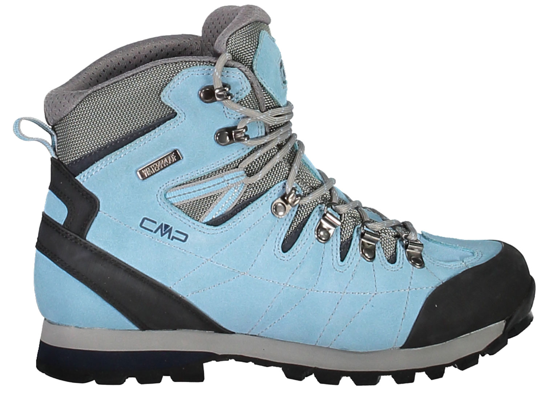 Campagnolo Cmp Damen Arietis Trekkingschuhe Wanderschuhe 38q9986-l301 Blau Neu