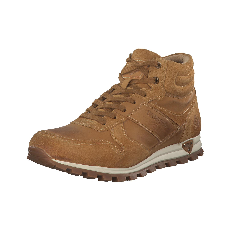 timeless design a9965 3c2dc Dockers Herren Sneakers Turnschuhe Freizeitschuhe 41JF005-203910 Braun Neu