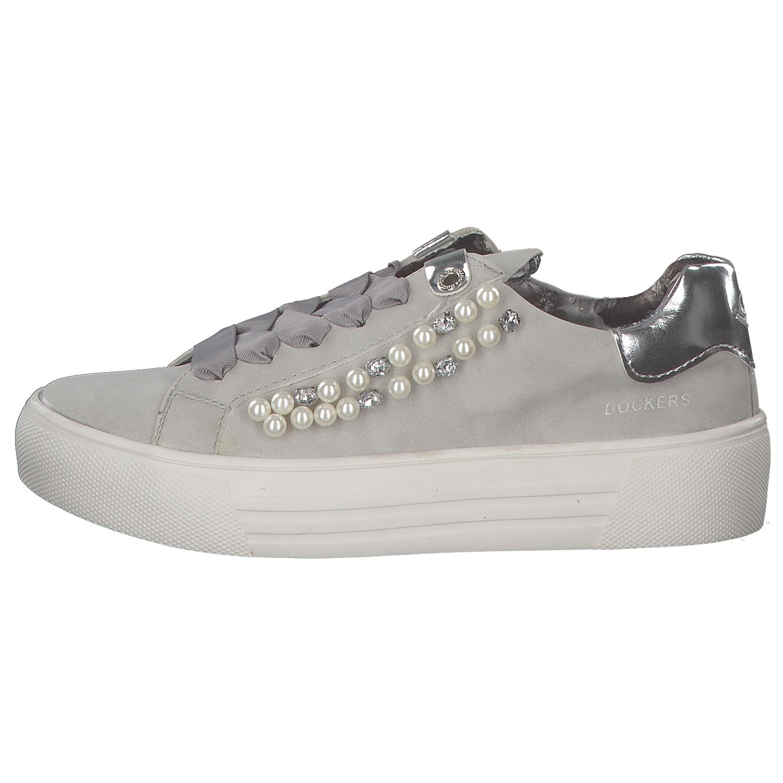 b24c71ae5a3dd2 Dockers Damen Sneakers Low Schnürschuhe Halbschuhe 42bm806-610200 ...