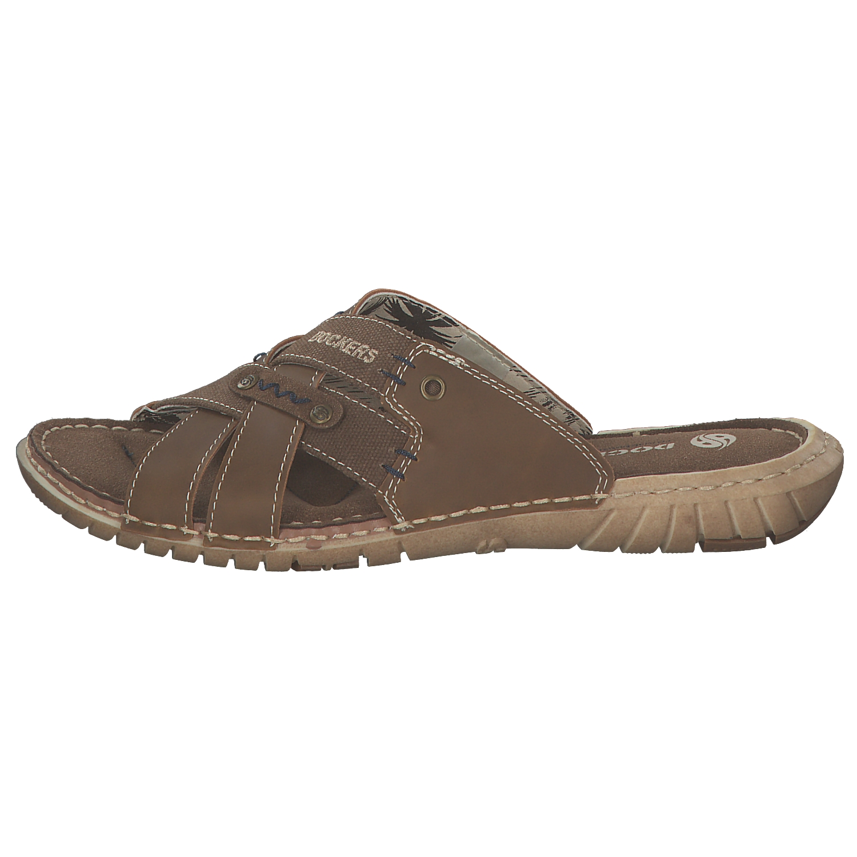Dockers Herren Männer Sandalen Sommerschuhe Schuhe Offen 38sd006-600 ... 17628960cd