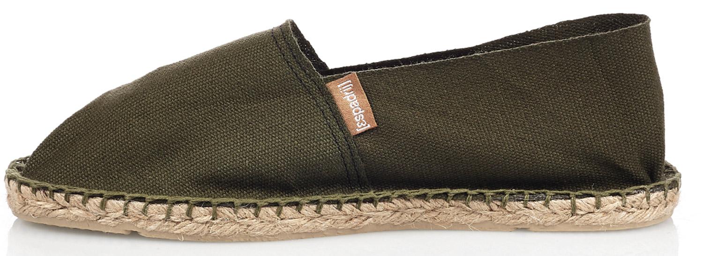 espadrij  Classic Unisex Alpargatas Mocasines  espadrij zapatos  de verano 100 33 VERDE bffc75