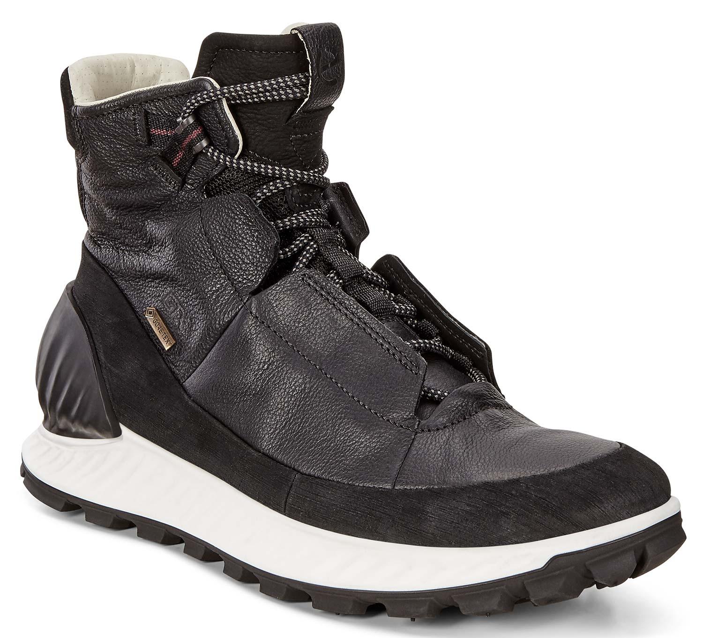 731ce55b660dda Ecco Exostrike Unisex Halbschuhe Sneaker 832324 51052 Schwarz black ...