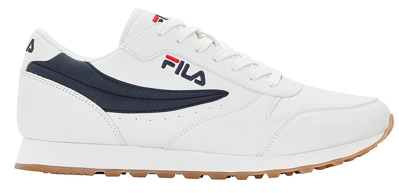 Fila Sneaker Orbit Low Men White from Fila on 21 Buttons