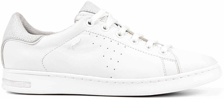Scarpe Geox jaysen Donna Sneakers Scarpe da ginnastica Scarpe da corsa d621ba 85 c1001 Bianco Nuovo