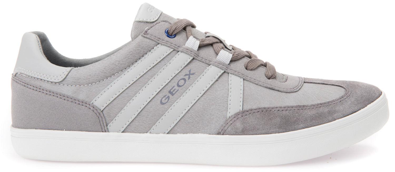 Geox ravex Sneakers Uomo Scarpe casual u823aa 0ek22/C1191 Grigio ICE NUOVO
