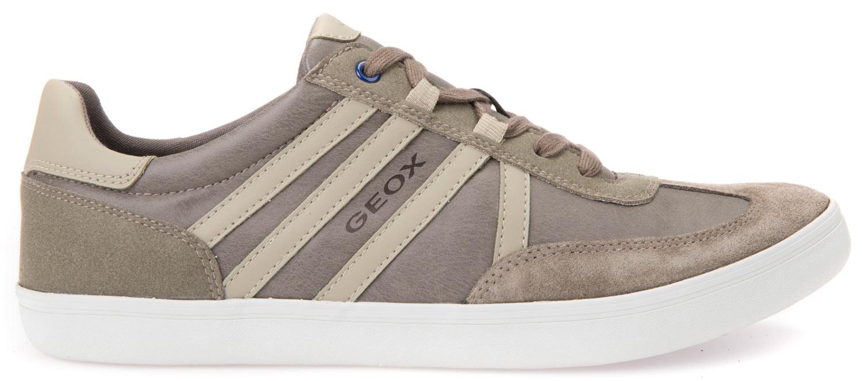 Geox HALVER Sneakers 0ek22/C1018 Uomo Scarpe casual u823aa 0ek22/C1018 Sneakers Grigio NUOVO caa813