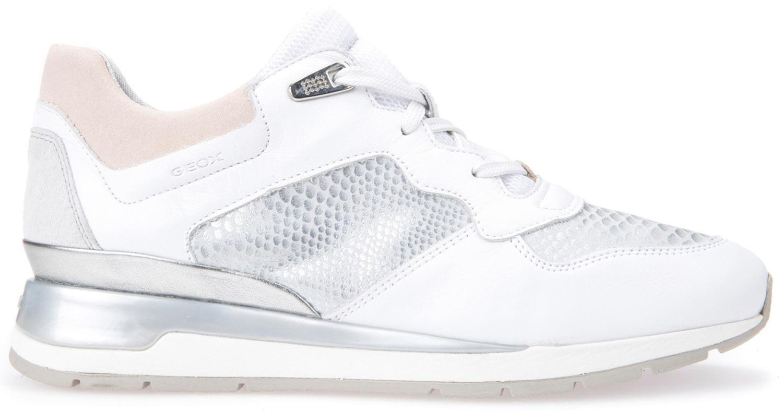 GEOX SHAHIRA donna sneakers Scarpe da Ginnastica Tempo Libero d62n1b 085ki/C1352