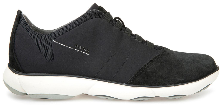 e561dc59fcba99 Geox Nebula Herren Sneakers Turnschuhe U52d7b-01122 c9999 Schwarz ...