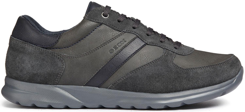7574701a966043 Chaussures de sport Geox Damian mens chaussures de sport U840HB-0ME22/C9002 gris  gris nouveau. Baskets Geox hommes