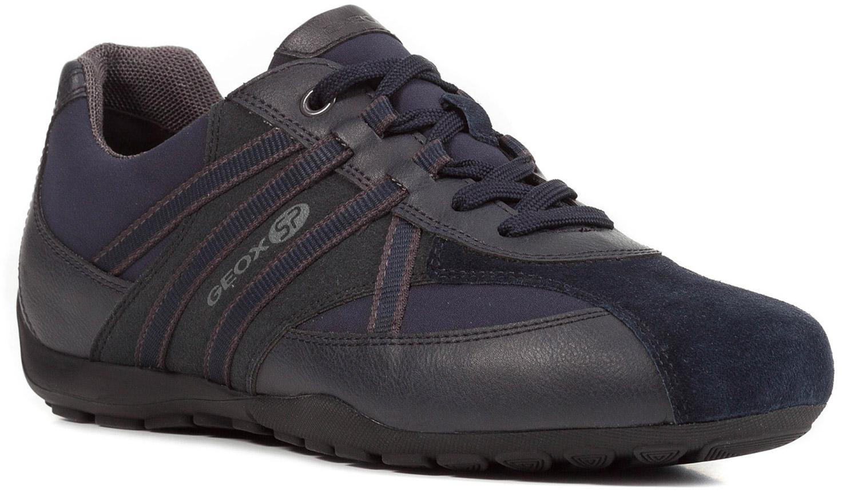 Chaussures de sport Geox Ravex mens bas loisirs espadrilles bleu  U743FB-05411   l erreur C4002 b6f3b565cd8