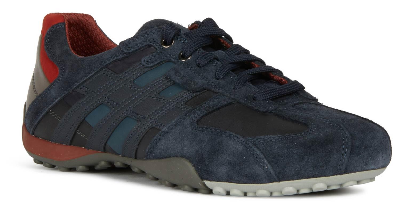 U Snake 022me Online Grau C1006 Geox K U4207k Sneaker