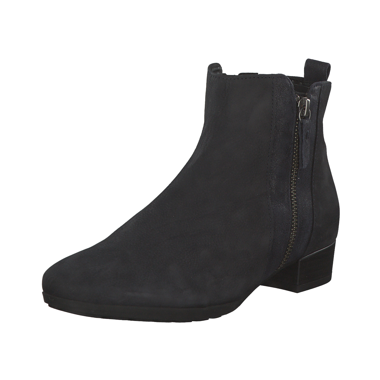 d75e8a759aac2 Gabor Pisa Damen Stiefel Stiefeletten Boots 32.713.46 Blau Ocean Neu ...