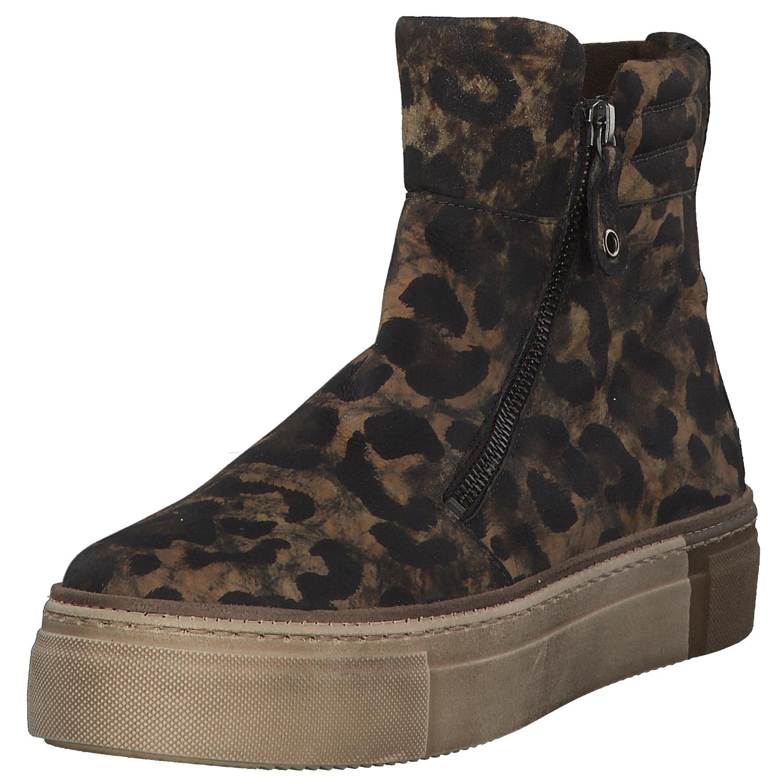 Stiefel 744 33 Neu Stiefeletten Damen Boots Zu Gabor 33 Details Desert Braun Leo rdthQxCsB