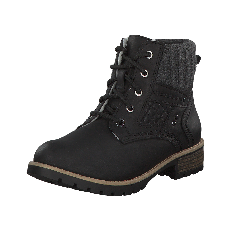 fc9b2652f1eda5 Jana Shoes Damen Stiefel Boots Winterstiefel 26210-21 001 Schwarz Black Neu