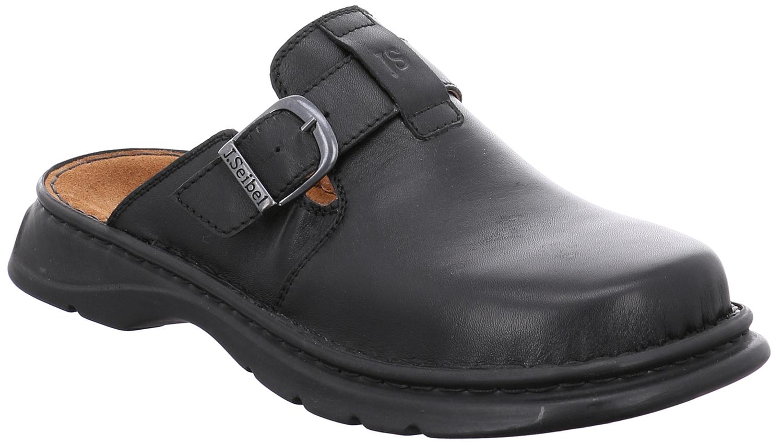 Josef Seibel Wido 05 Herren Herren 05 Pantoletten Sandalen Breite Füße 45905 ... 0d0d6e