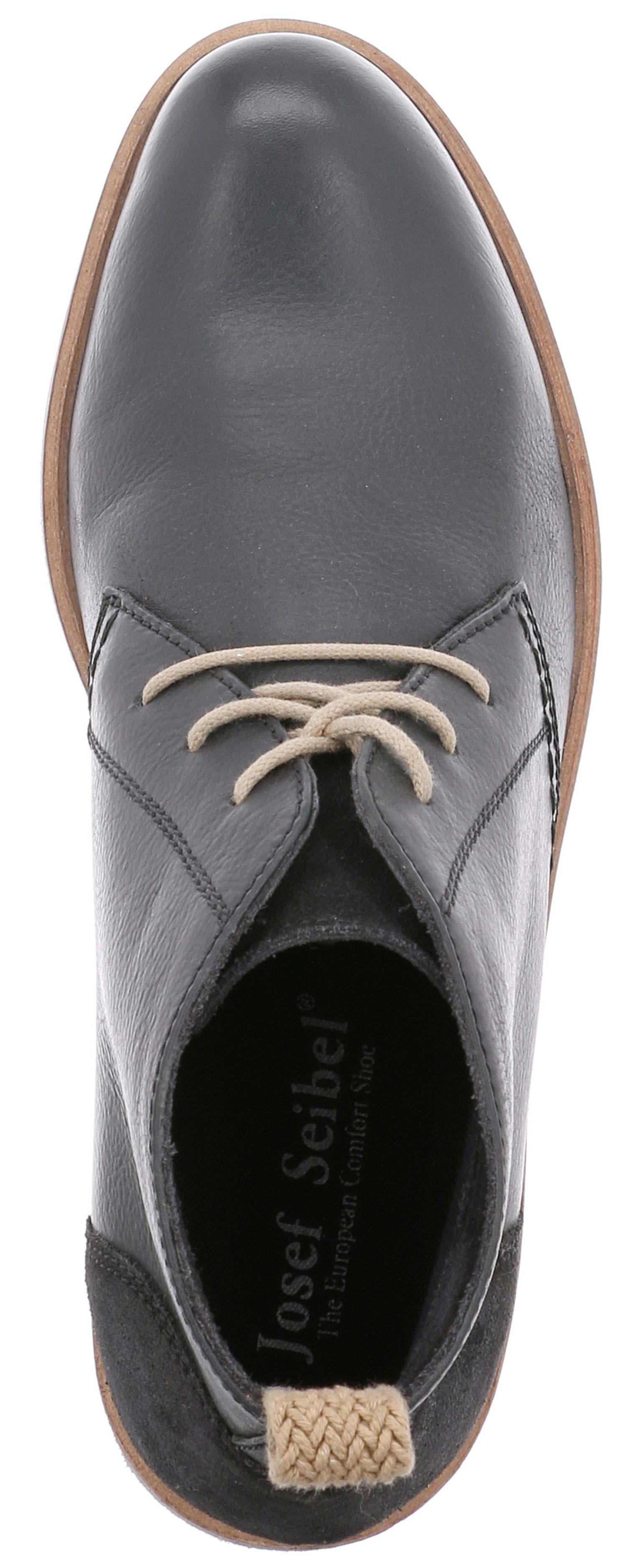 Josef Seibel semi stanley señores semi Seibel zapato Slipper 28802mi786/100 negro nuevo e7a1f4