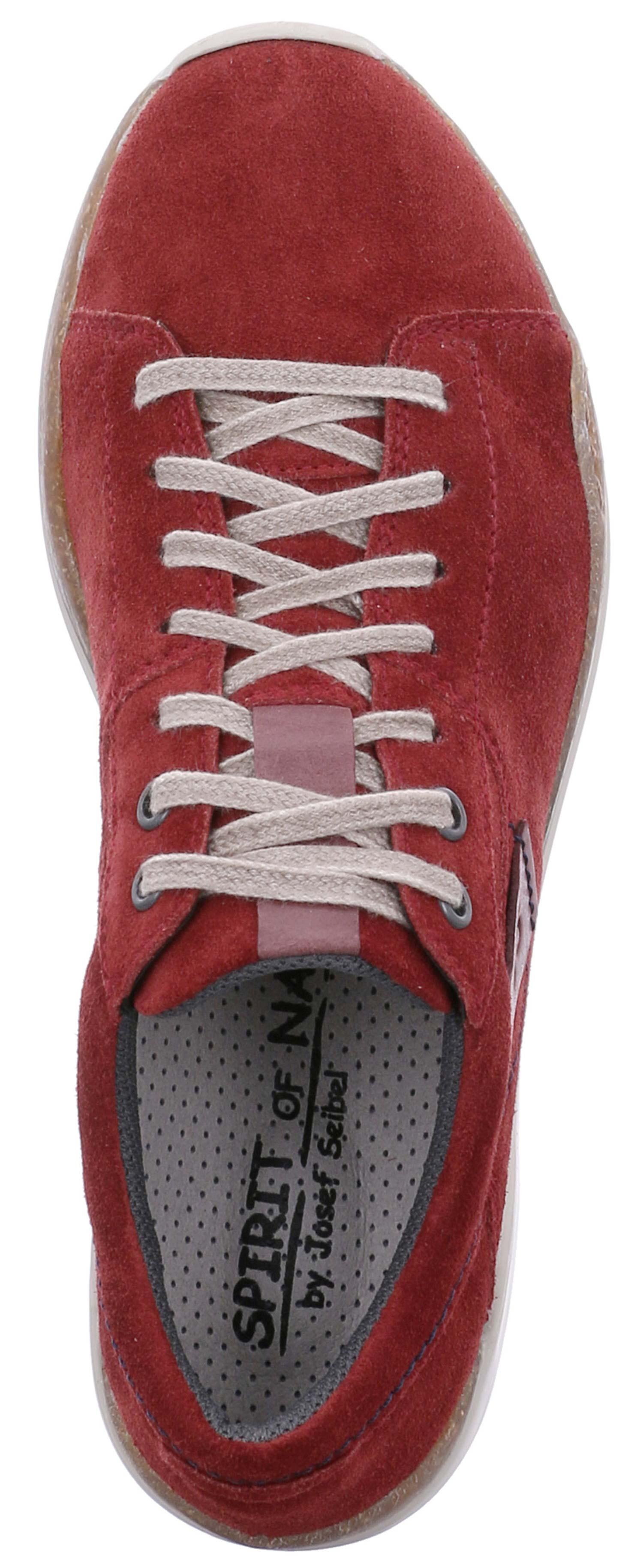 Josef Seibel Ricky Zapatos Zapatos Zapatos de Mujer Mocasines Informal 69401te949 460 Rojo Nuevo 352618