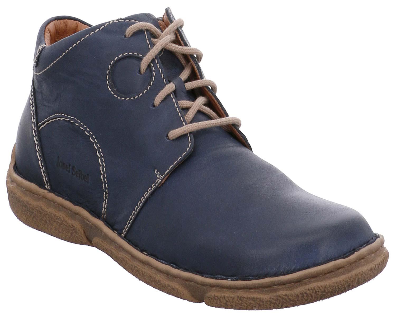 Josef Seibel Neele señora invierno zapatos botas 85146950/530 azul Nuevo
