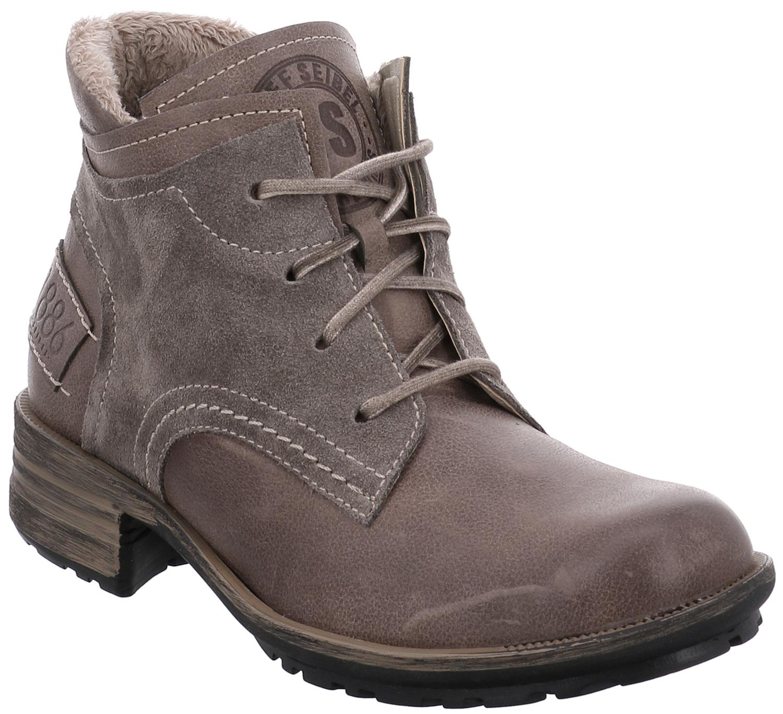 Zapatos especiales con descuento Josef Seibel SANDRA 58 Botas de mujer Zapatos invierno 93880 vl946 260 marrón