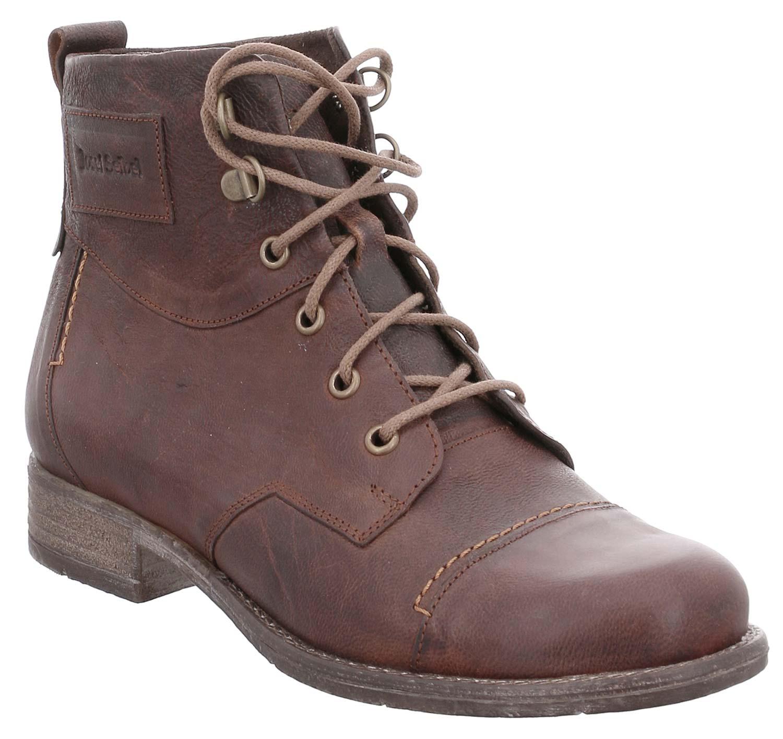 fb60eae9d Josef Seibel Sienna señora invierno zapatos botas 99617mi720 240 marrón  NUEVO