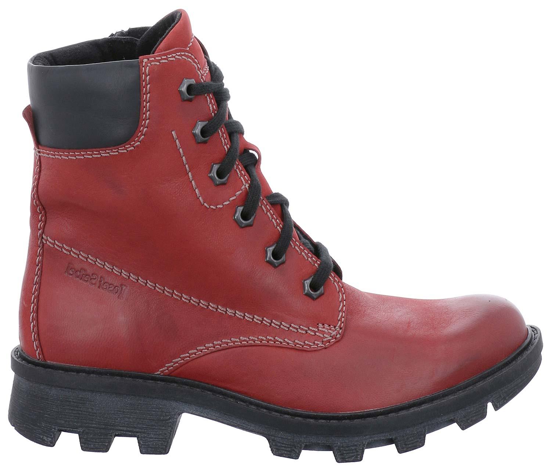 401 Josef 69525mi784 Marylin Ladies Boots Nuovo Rosso Winter Seibel UCxUvO
