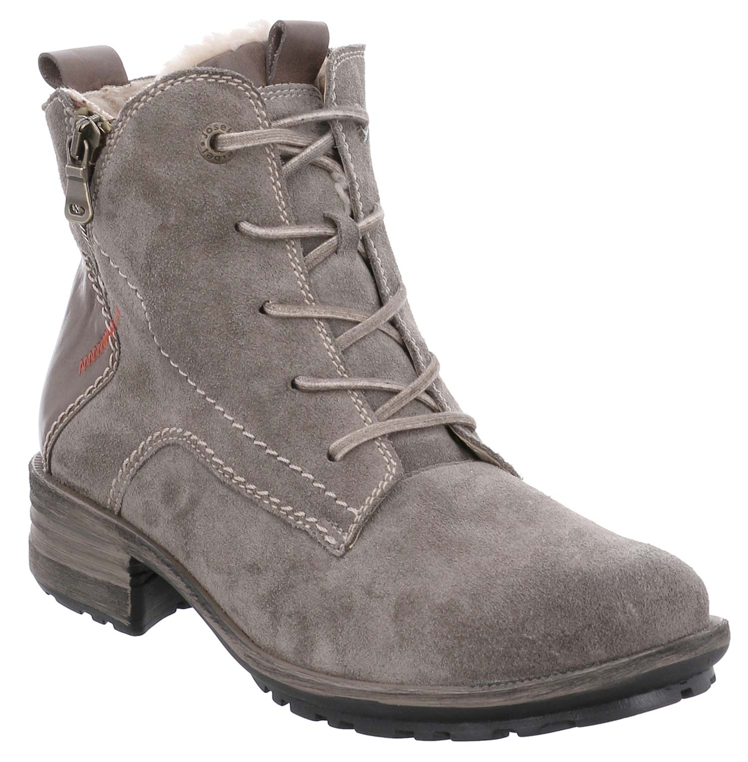 Josef Seibel Sandra Ladies Winter shoes Boots 93897pl949 711 Grey New