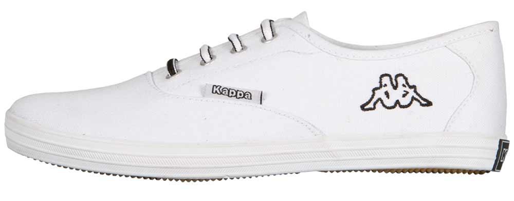 Kappa Schuhe Holy Sneaker Turnschuhe Sommer 241445-1011 Wei Neu