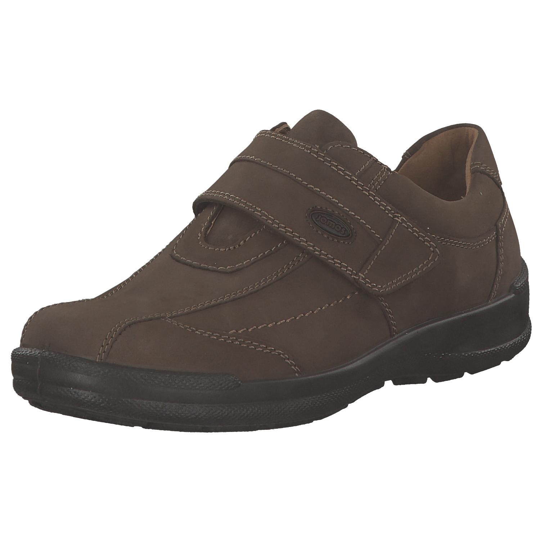 Jomos señores zapato bajo ejecutivo zapatillas zapatos cerrados marrón NUEVO