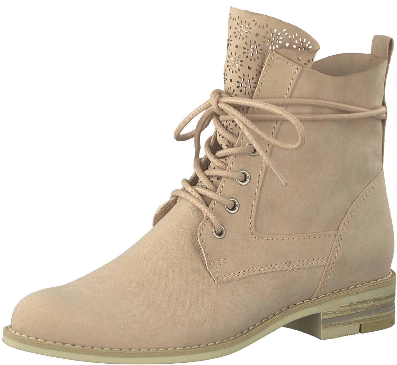 Marco Tozzi Damen Stiefeletten Boots Sommerstiefel 2-2-25105-30/521 Rosa Neu