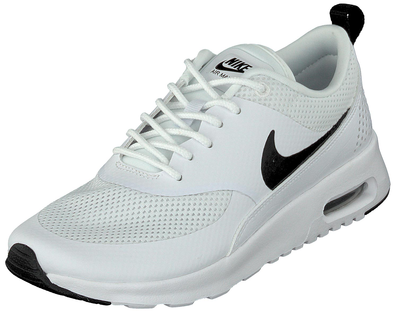 brand new 52131 3385c Nike Air Max Thea Damen Sneakers Turnschuhe Laufschuhe 599409 103 Weiß  Schwarz