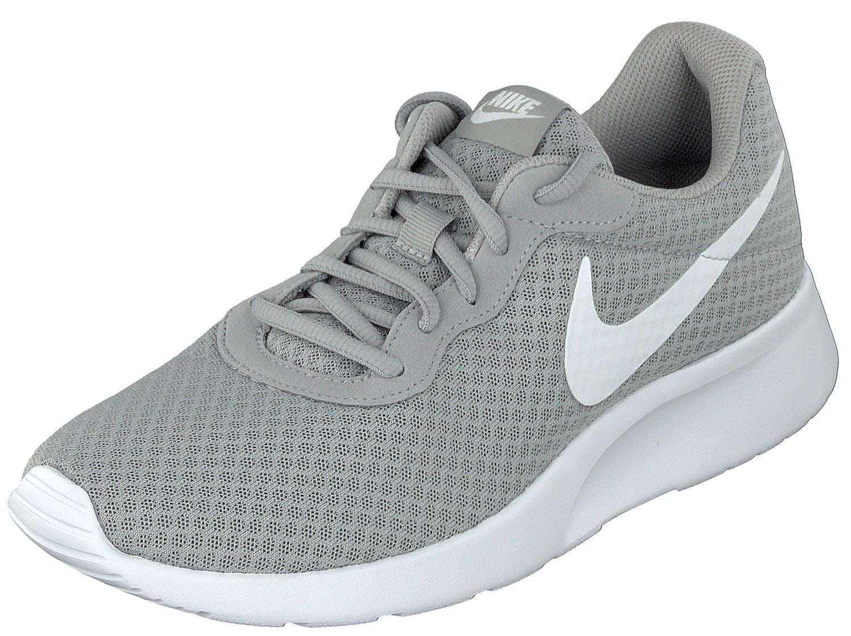 Nike Tanjun Damen Sneakers Turnschuhe Laufschuhe 812654 010 Grau ...