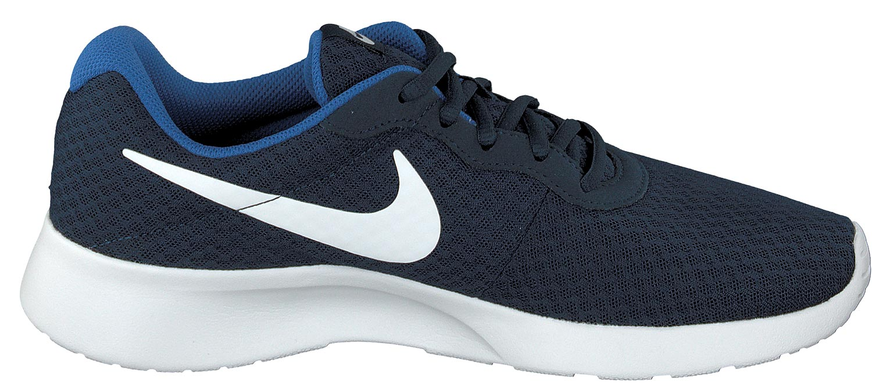 official photos cec1b 51bbd 2 von 7 Nike Tanjun Herren Sneakers Turnschuhe Laufschuhe 812654 414 Blau  Navy Neu