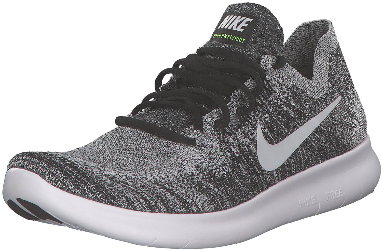 Nike CORSA libera RN Flyknit 2017 Uomo Scarpe da Ginnastica Leggero Grigio NUOVO