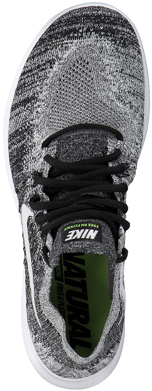 Nike 2017 Free Run Rn Flyknit 2017 Nike Herren Laufschuhe Sportschuhe Leicht Grau Neu 3be9ed