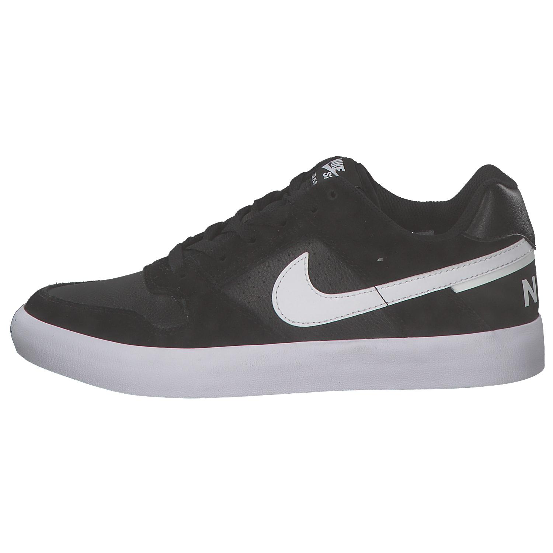 Nike Delta Forc Herren Sneakers Turnschuhe Laufschuhe 942237-010 Schwarz Neu